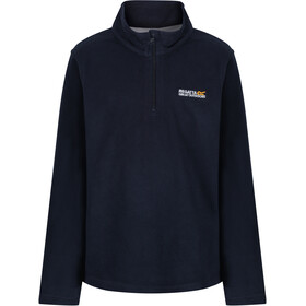 Regatta Hot Shot II Fleece Trui Kinderen, navy/navy